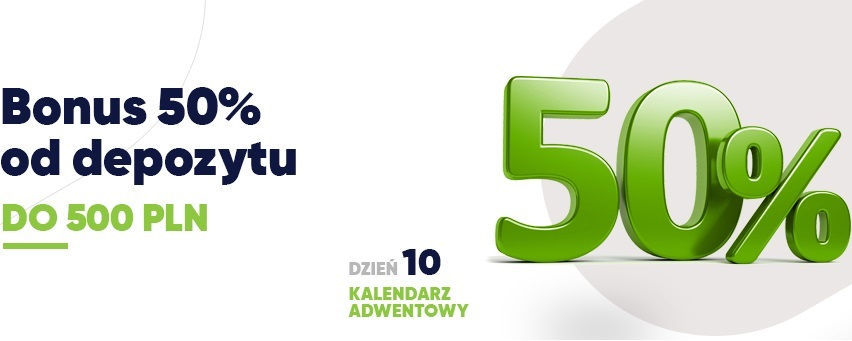 forBET z ofertą specjalną na 10 grudnia!